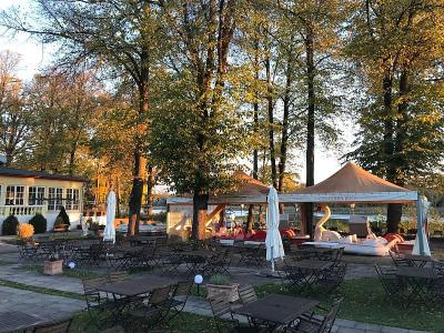 Fotoalbum Herbstspaziergang an beiden Falkenseer Seen
