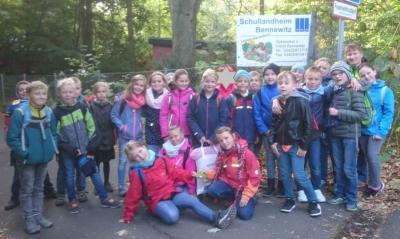 Fotoalbum Klassenfahrt Klasse 4a