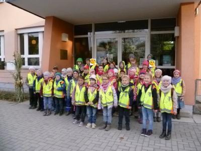 Fotoalbum Wandertag nach Kollau Klasse 1a & 1b