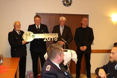 Fotoalbum Offizielle Einweihungsfeier der neuen Feuerwehrwache der FFLangeln.