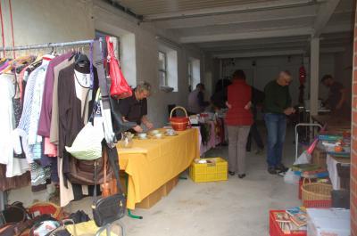 Fotoalbum Bührener Dorfflohmarkt