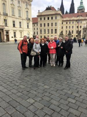 "Fotoalbum Förderverein in der ""Goldenen Stadt"" 2018 - ""die Stadt"""