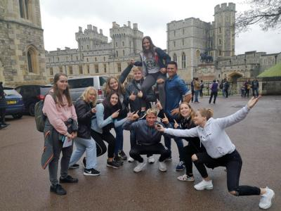 Fotoalbum Bilder zur Londonfahrt