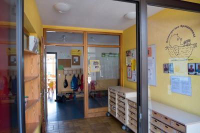 Fotoalbum Kindergarten Spatzennest