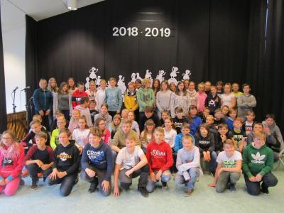 Fotoalbum Talentetag in Glöwen mit über 70 Teilnehmern