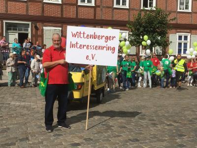Fotoalbum WIR auf dem Brandenburgtag 2018