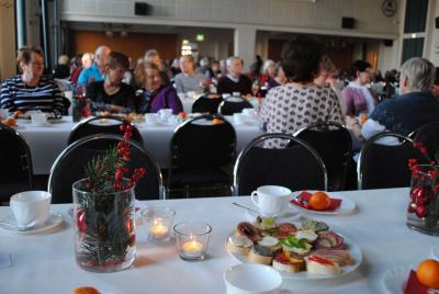 Fotoalbum Seniorenweihnachtsfeier der Stadt Pritzwalk
