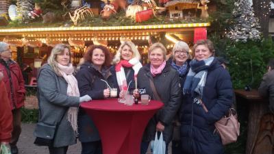 Fotoalbum Tagesfahrt zum Weihnachtsmarkt Hannover