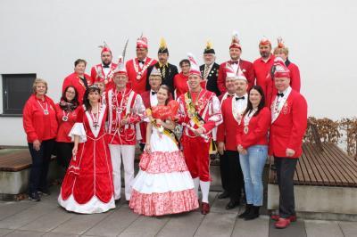 Fotoalbum Karnevalisten spenden auch 2018 Blut