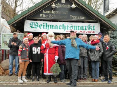 Fotoalbum 8. Neuendorfer Weihnachtsmarkt