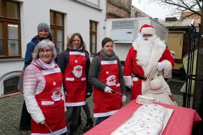 Fotoalbum Eisbahn/Weihnachtsmarkt 2018