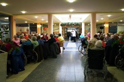 Fotoalbum Amtsseniorenweihnachtsfeier für die älteren Bürgerinnen u. Bürger aus dem Gebiet des Amtes Dahme/Mark