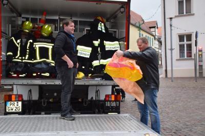 Fotoalbum 08.12.2018 30. Geburtstag Kamerad Robert Wulff aus Spiegelhagen