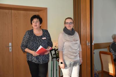 Fotoalbum Patientenweihnachtsfeier des AWO Ambulanten Pflegedienstes in Perleberg