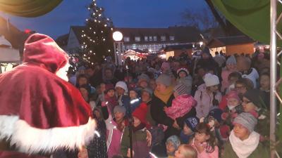 Fotoalbum Weihnachtsmarkt in Uebigau