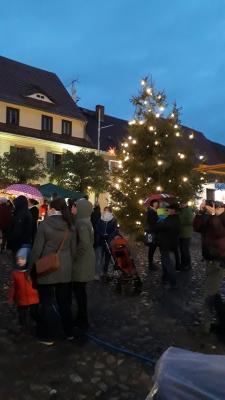 Foto des Albums: Weihnachtsmarkt in Uebigau (10.12.2018)