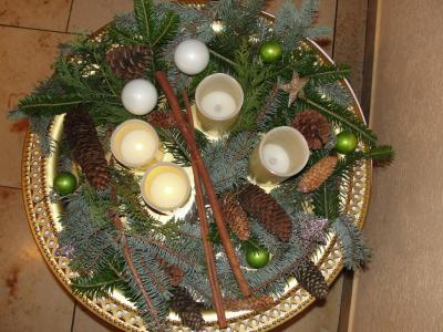 Fotoalbum Morgendliche Adventsfeier