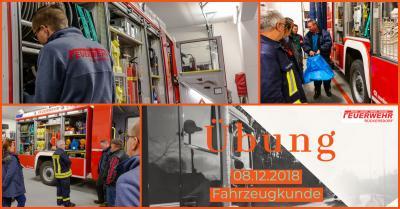 Fotoalbum Ausbildung - Fahrzeugkunde