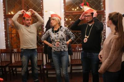 Fotoalbum Der HSKV Vorstand empfängt weitere Senatoren