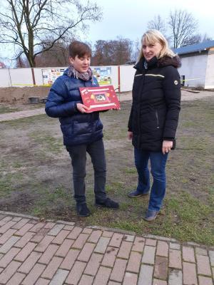 Fotoalbum Besuch im Tierheim Cottbus