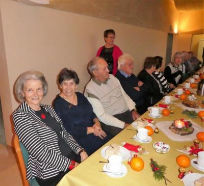 Fotoalbum Seniorenweihnachtsfeier