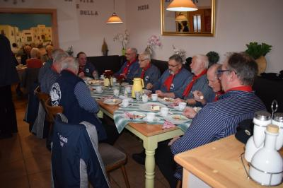 Fotoalbum Seniorenkaffee 2018