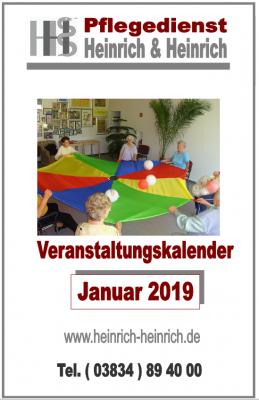 Fotoalbum Veranstaltung im Januar