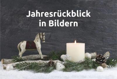 Fotoalbum Jahresrückblick in Bildern 2018