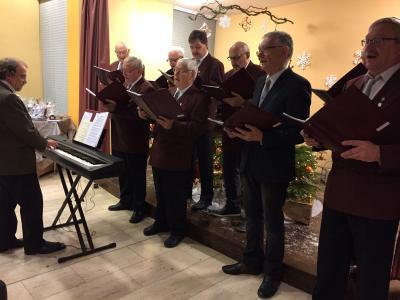 Fotoalbum Senioren-Weihnachtsfeier 2018