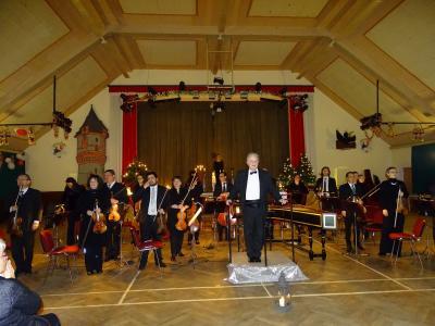 Fotoalbum Weihnachtskonzert der Mitteldeutschen Kammerphilharmonie am 09.12.2018