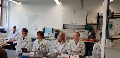 Fotoalbum Gläsernes Labor in Berlin Buch