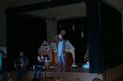 Fotoalbum Weihnachtssingen 2018