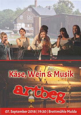 Fotoalbum Käse, Wein & Musik