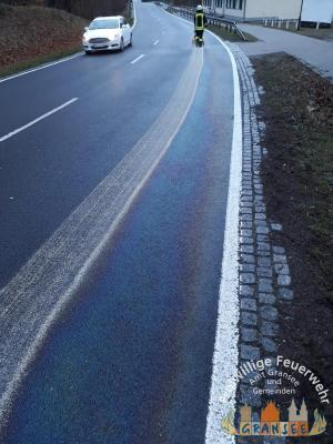 Fotoalbum Einsatz 62-H-Öl Land-Dannenwalde B 96