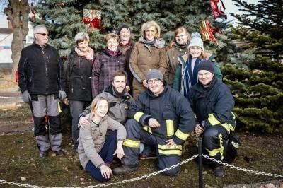 Fotoalbum Dallminer Weihnachtszeit mit frischem Wind