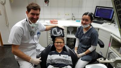 Fotoalbum Beim Zahnarzt