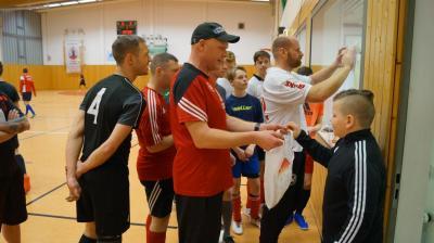 Fotoalbum Römer Heizung Cup 2019 - Vereinsinternes Turnier