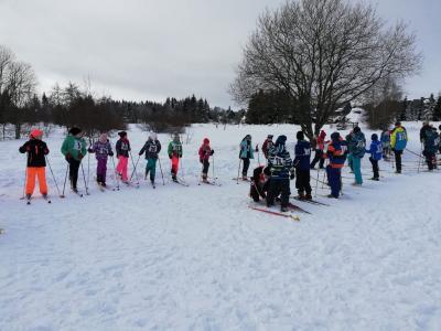 Fotoalbum Wintersportwettkampf 2019