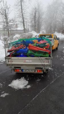 Fotoalbum Wintersporttag am Tannenberg