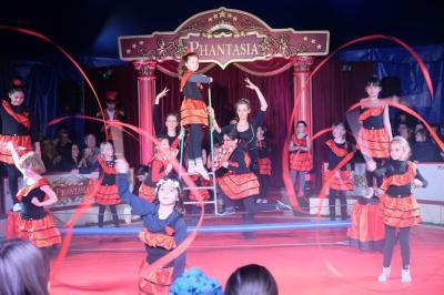 Fotoalbum Zirkusvorstellungen