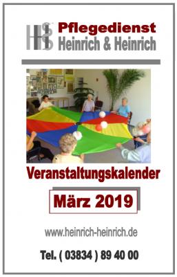 Fotoalbum Veranstaltungen im März