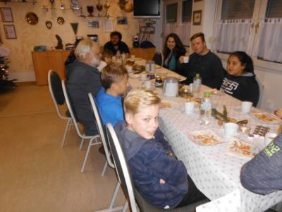 Fotoalbum Weihnachtsfeier Kinder/Jugend