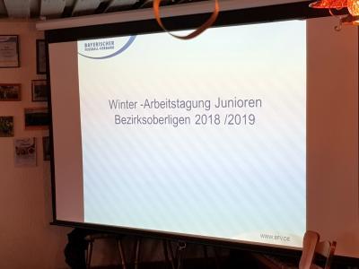 Fotoalbum Bezirksoberligatagung beim JFG Oberen Egertal