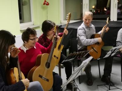 Fotoalbum Herzklopfen kostenlos für Gitarrenschüler