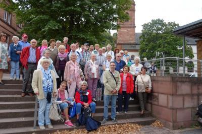 Fotoalbum Städtetour nach Miltenberg