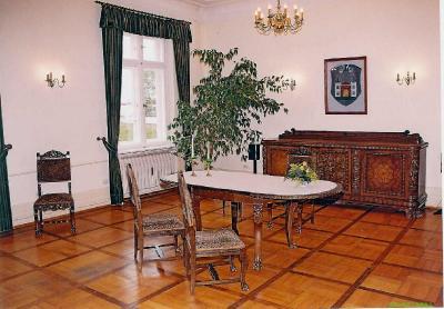 Fotoalbum Trauungssaal Amt Meyenburg