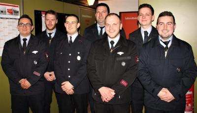 Fotoalbum Jahreshauptversammlung 2019 Feuerwehr Flieden
