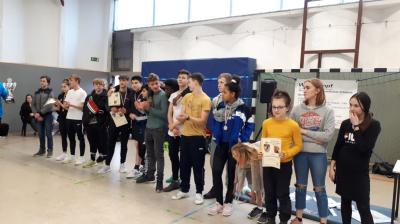 Foto des Albums: Fitnesswettkampf 2019 (24.03.2019)