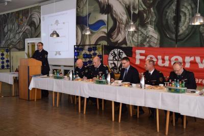 Fotoalbum Delegiertenkonferenz des Kreisfeuerwehrverbandes Prignitz e.V.