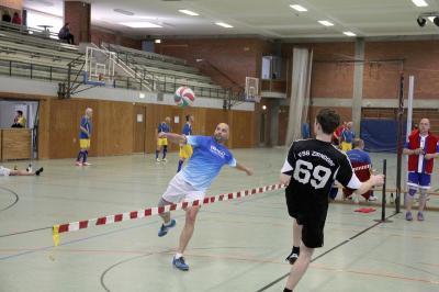 Fotoalbum Bayerische Meisterschaft 2018/2019 4. Spieltag in Moosburg